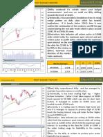 Post Budget Market Report