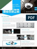 Milesight H.265 Vandal-proof Mini Dome Network Camera Datasheet en (2)