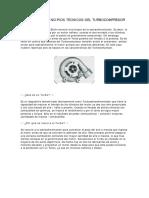 Historia Del Turbocompresor