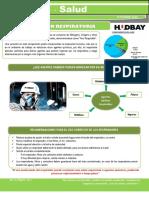 9. Boletín de Salud - Setiembre 2019 - Protección Respiratoria