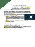 20- Edicta Rescripta Leges