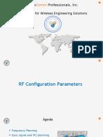8.RF Configuration Parameters