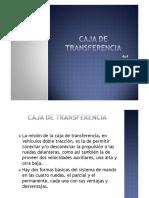 Caja de Transferencia