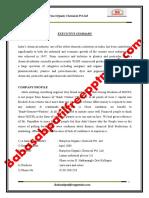 A PROJECT REPORT ON Ratio analysis AT   Haripriya Organic Chemical Pvt Ltd.pdf