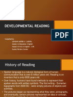 Developmental Reading SRC