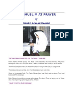 the muslim at prayer
