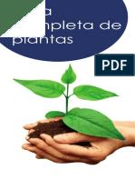 PLANTAS PEQUEÑO VADEMECUM
