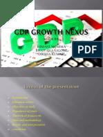 Gdp Growth Nexus