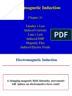 Electromagnetic induction 2nd year physics ppt