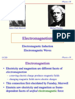 Electromagnetism 2nd year physics