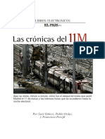 Las Crónicas Del 11-M