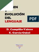 Origen y Evolucion Del Lenguaje (Artículo)