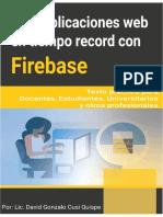 Libro Firebase