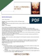 CELEBRACIÓN DE LA PRIMERA COMUNIÓN (2)