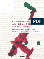 Lacan, children, babies