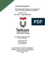 Final Report Internship Program PT Berau Coal, Telkom University