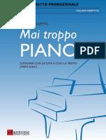 Mai Troppo Piano-I. Schiavetta