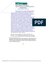 Seligman - DynamicSystems
