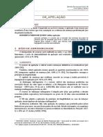 Apelação - Direito Processual Civil