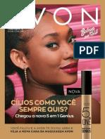 Folheto Avon Cosméticos - 18/2019