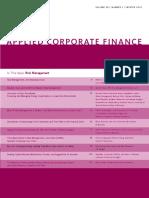 Corporate Finance a case