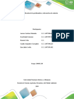 Fase 2 - Identificación de La Problemática y Alternativas de Solución_Grupo 88