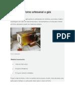 Forno artesanal a gas.pdf