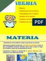 1.- Materia