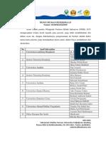 Surat Delegasi OFKI 2015