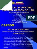 Balanced Scorecard Capcom