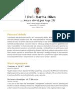 Raúl  - July 19