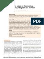 Dystonia- An Update on Phenomenology, Classification, Pathogenesis and Treatment
