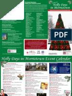 Holly Days Brochure