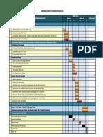 Jadwal Pelaksanaan Pekerjaan-Kajian Sungai-2019