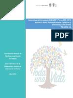 Instructivo Fisico Rdacaa 2.0 Ministerio Salud Publica Ecuador