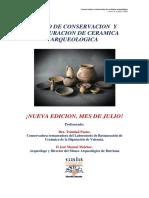 Estructura de curso ceramico