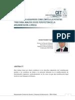 Los derechos adquiridos como li´mite a la Potestad Tributaria.pdf