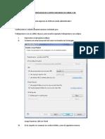Implementacion de Cliente-servidor en Corba e Idl