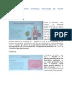 Clase 13. Diagnóstico Diferencial Infecciones Del Tracto Respiratorio