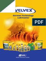 VELVEX - Automotive Lubes