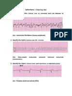 Defibrillation elearning