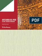 Artesania Del Peru Historia