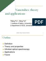 Nanotubes Fu