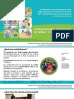 Condiciones para un aprendizaje del niño.pdf