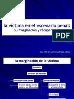 3 LA MARGINACIÓN DE LA VICTIMA - PONENCIA.ppt