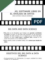 Exposición Flisol - Jesús Antonio Cubillos - Big Data & Data Science
