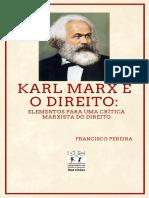 Karl Marx e o Direito