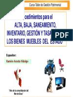 01-Disposiciones GeneralesBM Julio2016