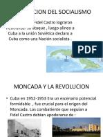 implantación del socialismo