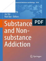 (Advances in Experimental Medicine and Biology 1010) Xiaochu Zhang, Jie Shi, Ran Tao (Eds.) - Substance and Non-substance Addiction-Springer Singapore (2017)